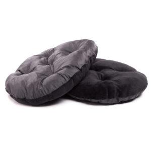 Poduszka do legowiska 63×50 cm - czarna